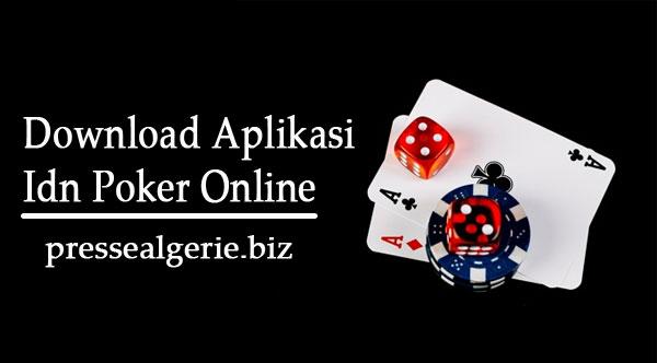 Download Aplikasi Idn Poker Online